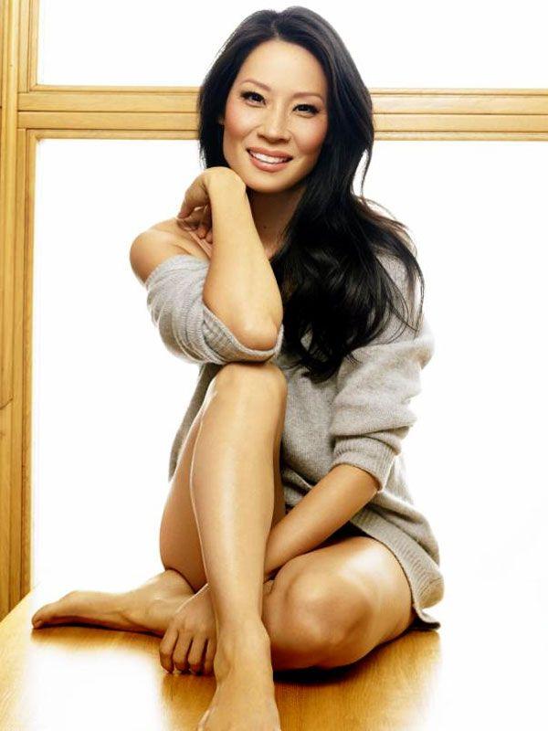 Люси Лью красивые фото Lucy Liu photo