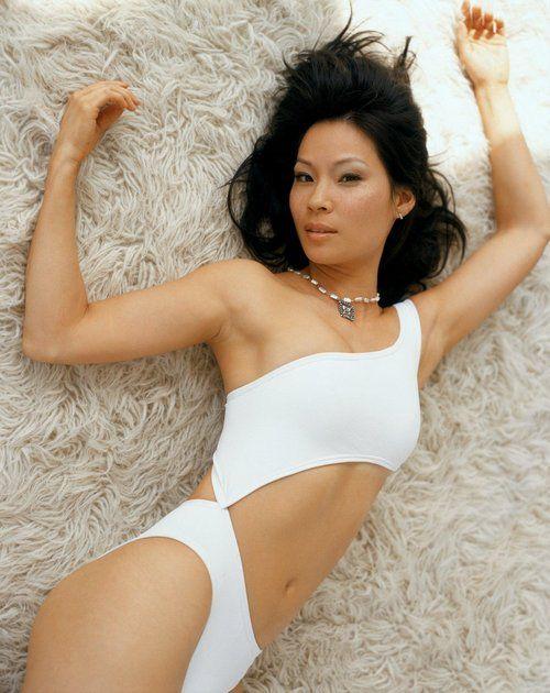 Люси Лью фото купальник Lucy Liu photo bikini