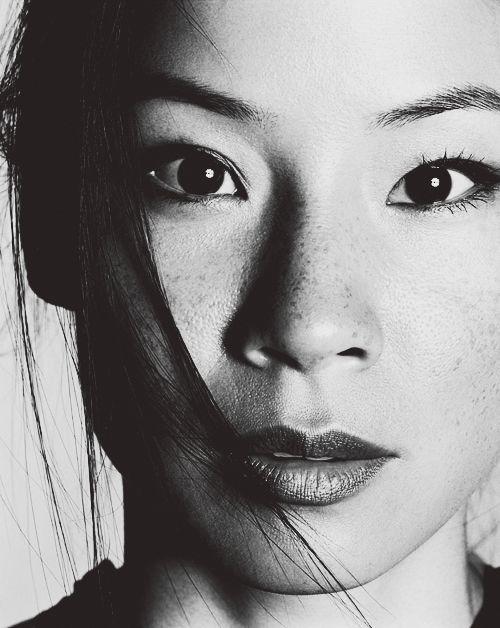 Люси Лью фото лицо Lucy Liu photo