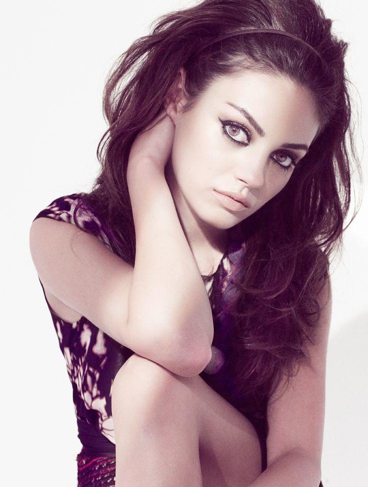 Мила Кунис красивая Mila Kunis beautiful