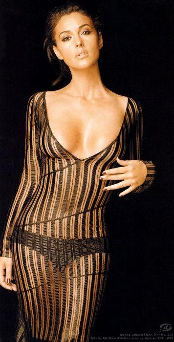 Моника Белуччи фото тело Monica Belucci photo body