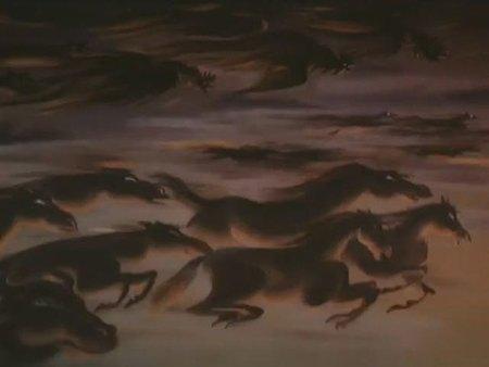 Ночь на Лысой горе мультфильм