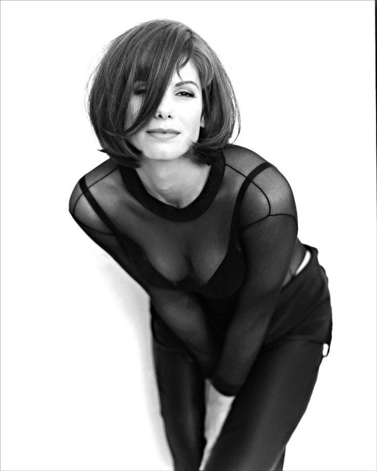 Сандра Буллок фото грудь Sandra Bullock photo breast
