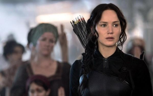 Сойка-пересмешница. Часть 1 (The Hunger Games. Mockingjay - Part 1) Лоуренс