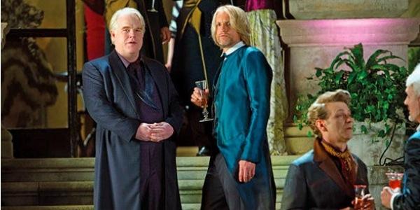 Сойка-пересмешница. Часть 1 (The Hunger Games. Mockingjay - Part 1) Харрельсон Хоффман