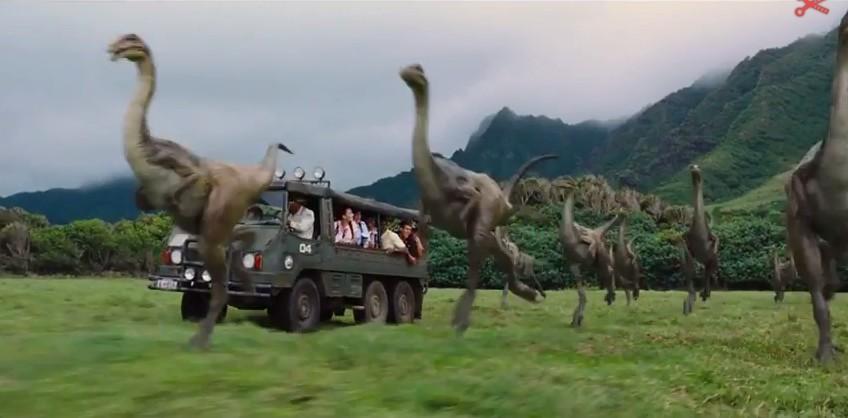 Трейлер Мир юрского периода (Jurassic World) kinowar.com