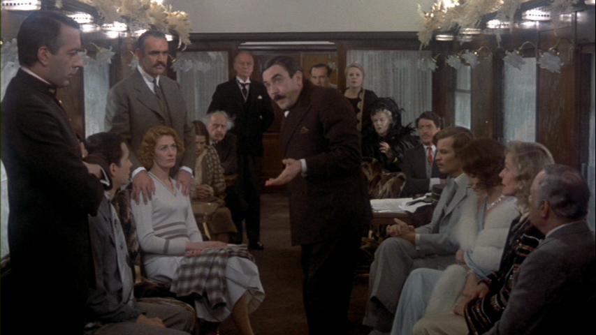 Убийство в Восточном экспрессе (Murder on the Orient Express) разговорные фильмы