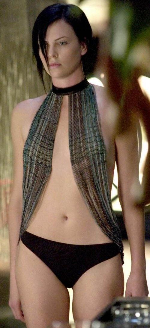 Шарлиз Терон фото белье Charlize Theron photo underwear