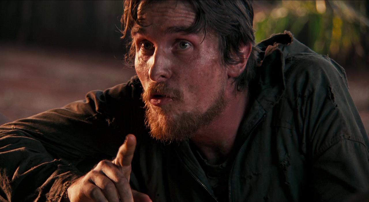 Christian Bale Rescue Dawn low weight Кристиан Бэйл Спасительный рассвет вес