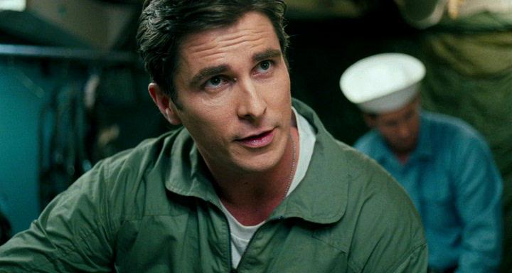 Christian Bale Rescue Dawn normal weight Кристиан Бэйл Спасительный рассвет нормальный вес