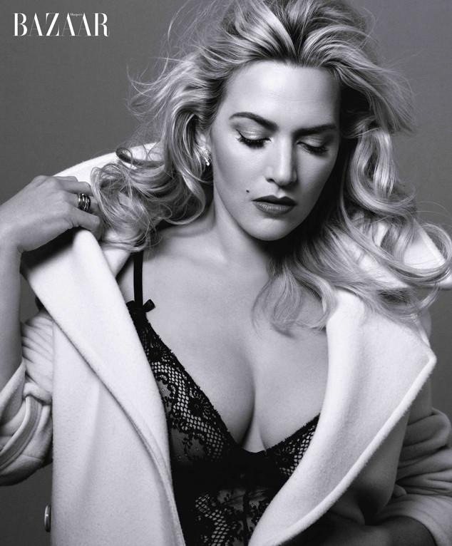 Kate Winslet photos Кейт Уинслет фото черно-белое