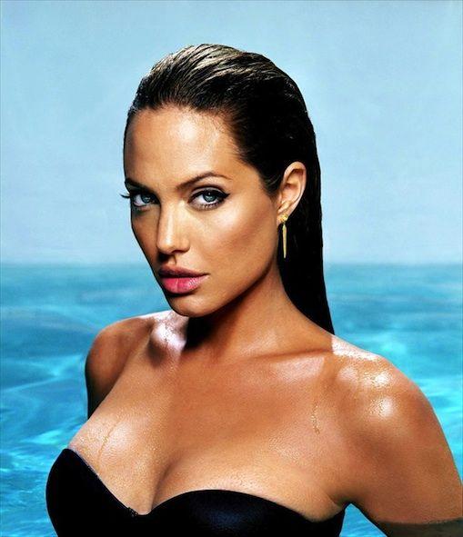 Анджелина Джоли фото бикини Angelina Joile photo bikini