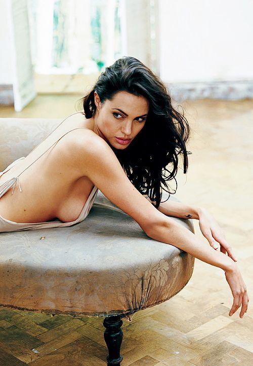 Анджелина Джоли фото грудь Angelina Joile photo breast