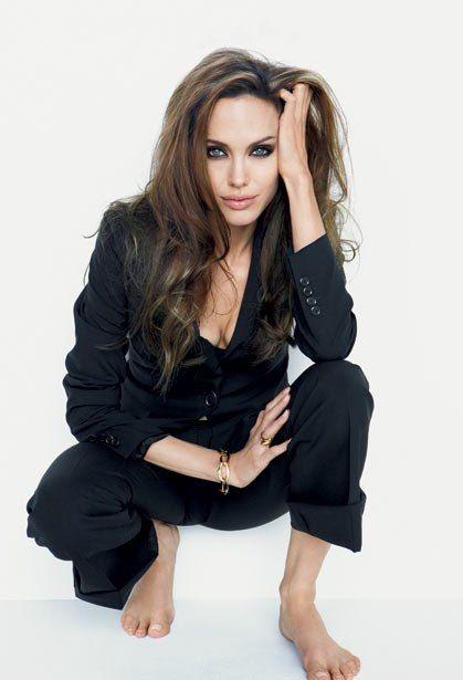 Анджелина Джоли фото костюм Angelina Joile photo suit