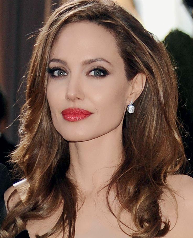 Анджелина Джоли фото лицо   Angelina Joile photo face