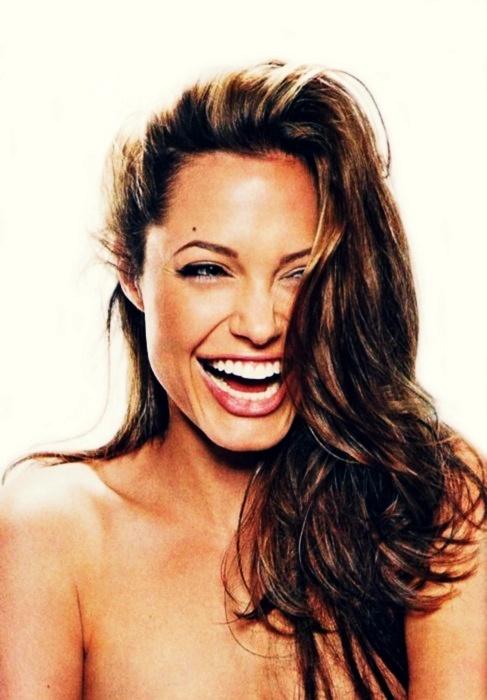 Анджелина Джоли фото улыбка Angelina Joile photo smile