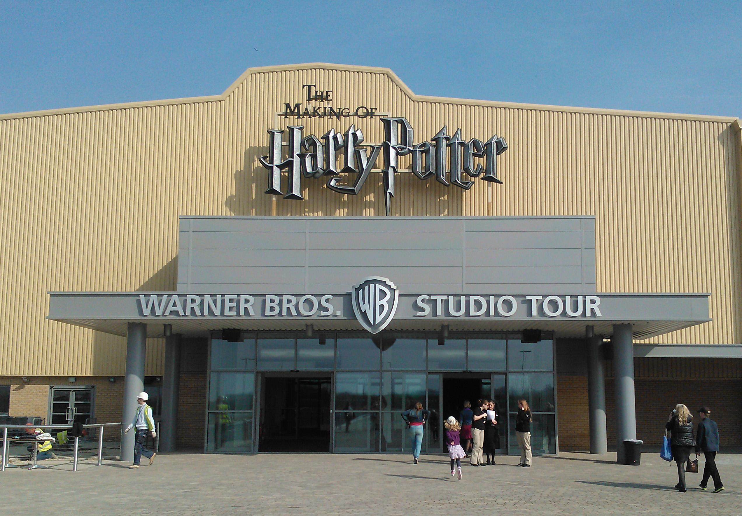 Где снимали Гарри Поттера Музей Гарри Поттера Warner Bros