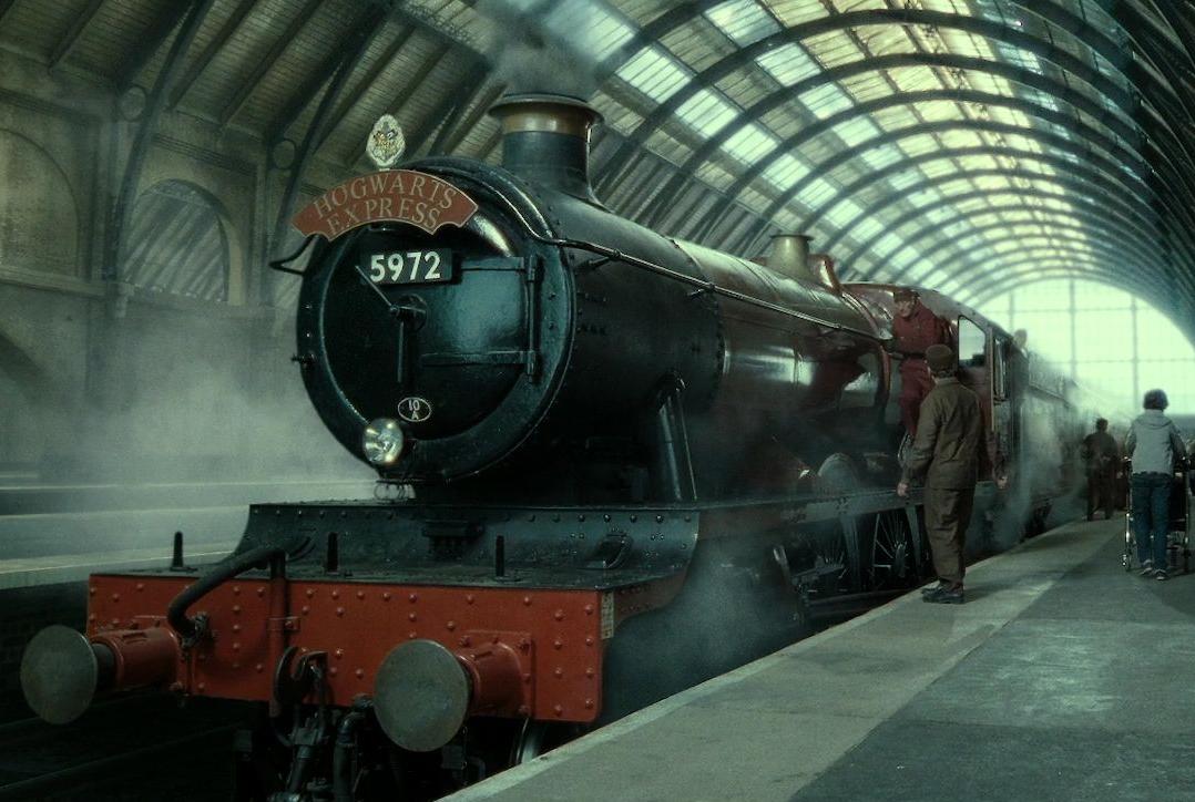 Где снимали Гарри Поттера Хогвартс Экспресс Hogwarts Express