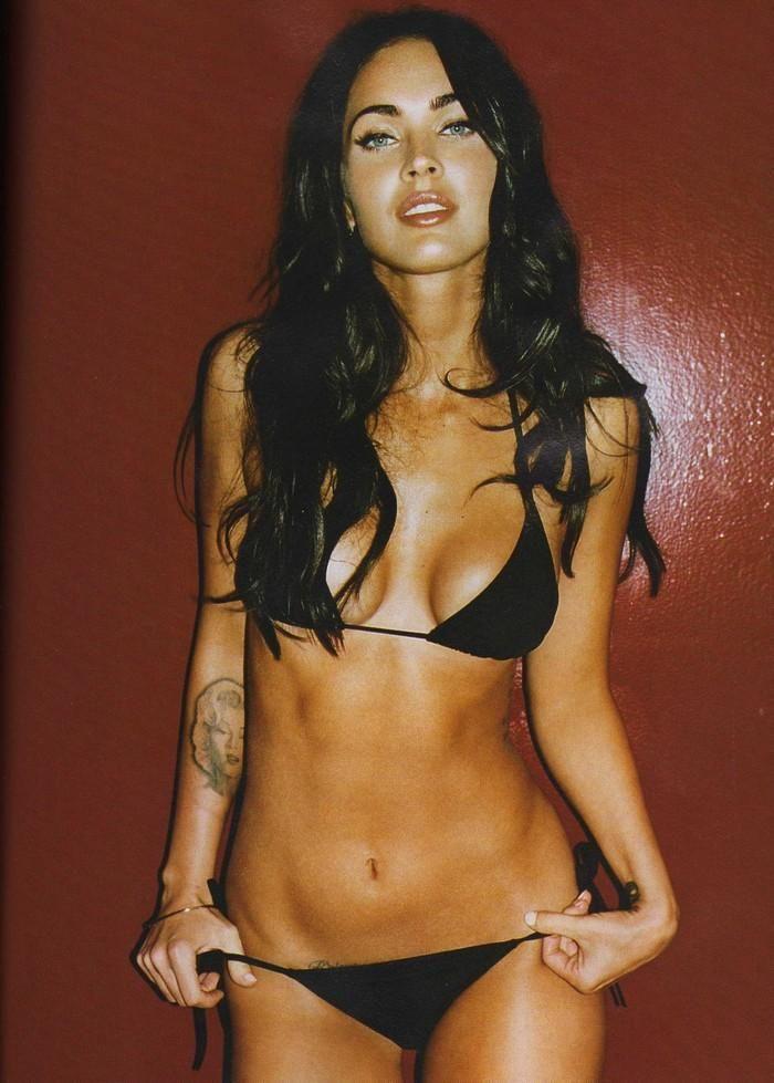 Меган Фокс фото бикини Megan Fox photo bikini