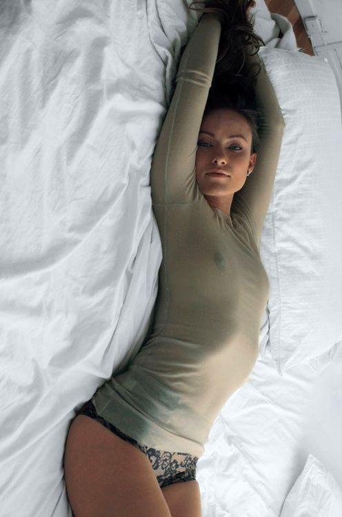 Оливия Уайлд фото белье Olivia Wilde photo underwear