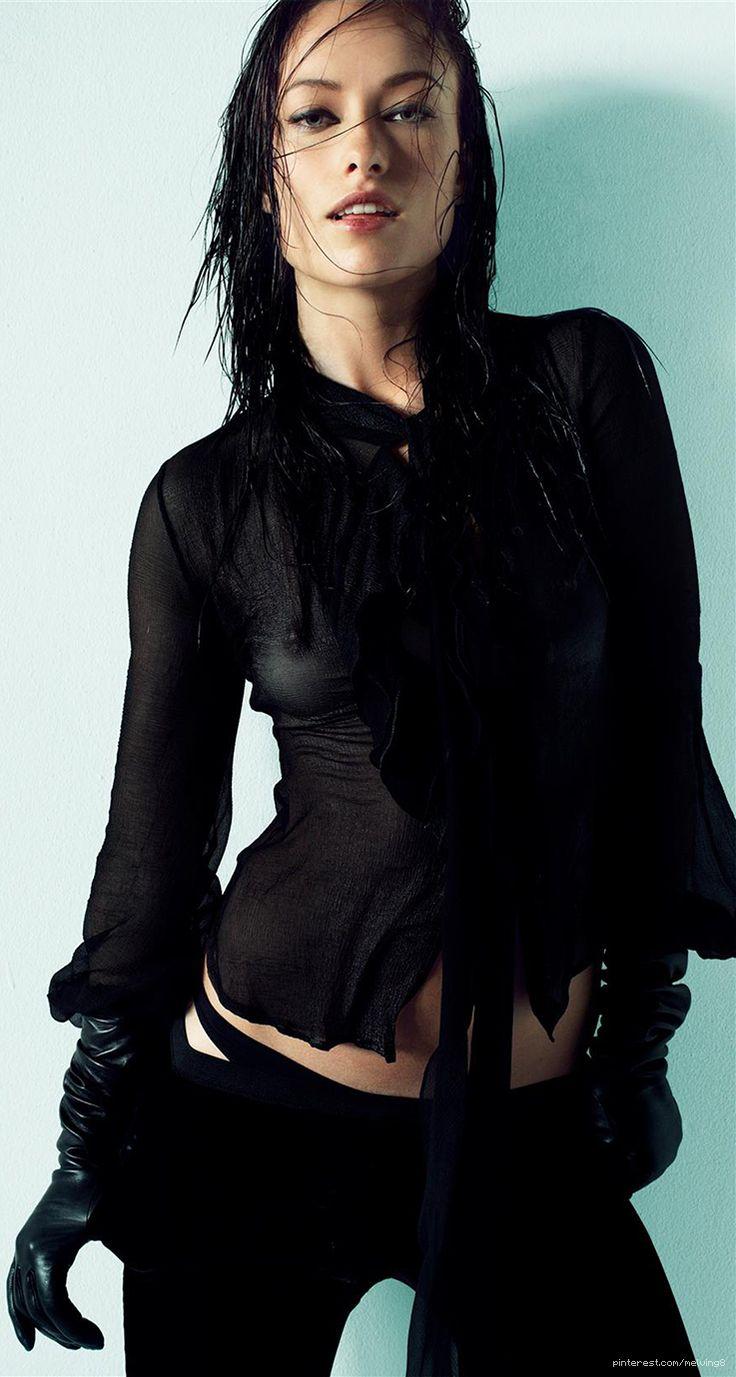 Оливия Уайлд фото мокрая Olivia Wilde photo wet