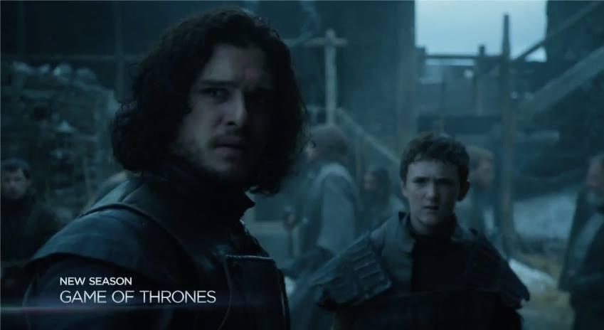 Пятый сезон Игры престолов новые кадры