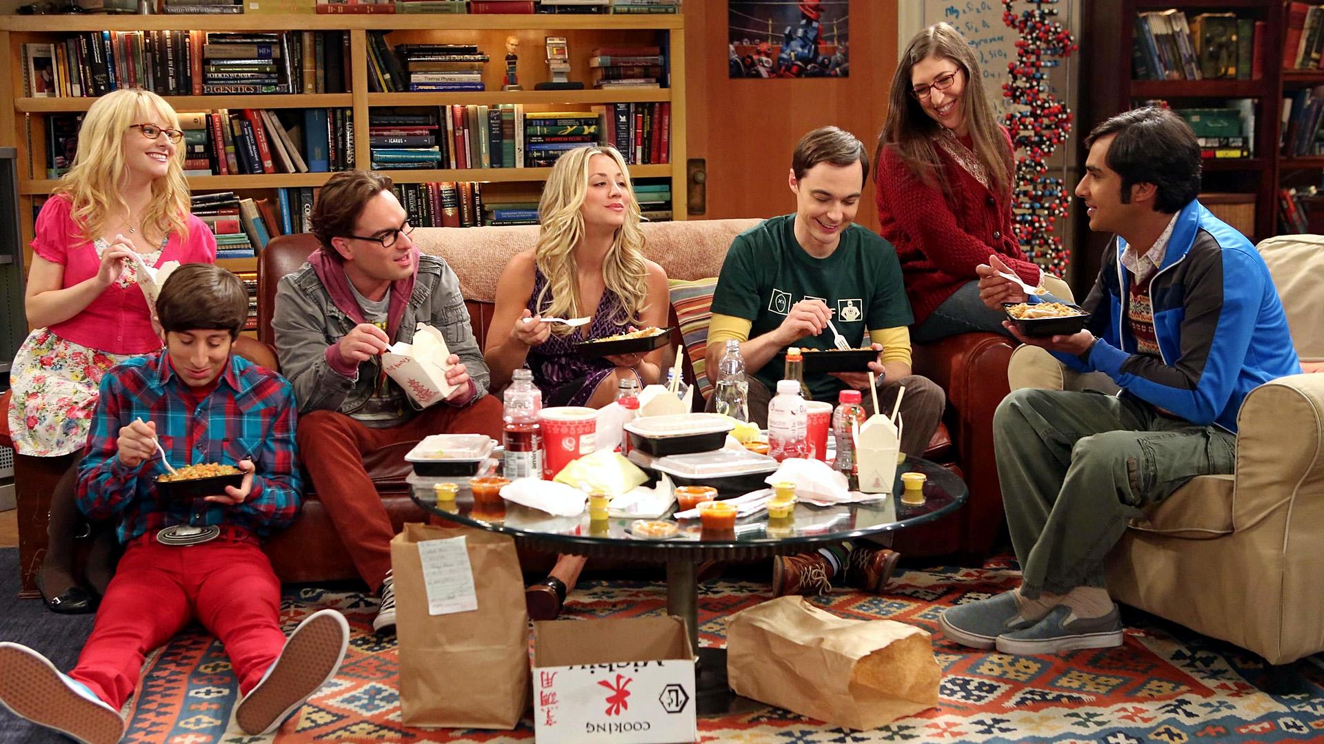 Теория Большого взрыва (сериал) (The Big Bang Theory - TV series) отзывы о сериале