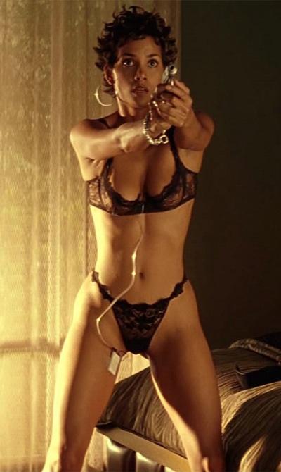 Хэлли Берри фото белье Halle Berry photo underwear