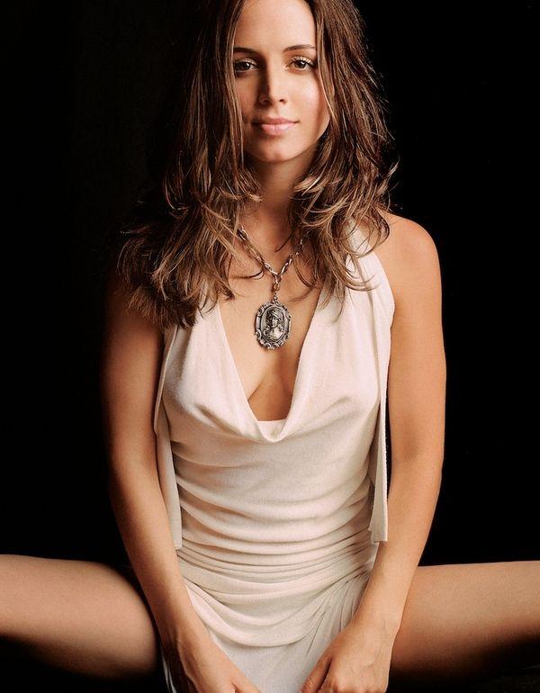 Элайза Душку фото груди  Eliza Dushku photo breast