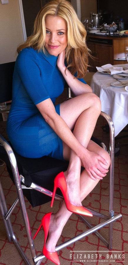 Элизабет Бэнкс фото платье Elizabeth Banks photo dress