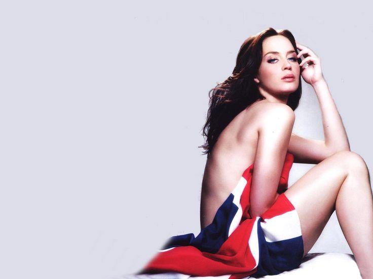 Эмили Блант фото голая Emily Blunt photo nude