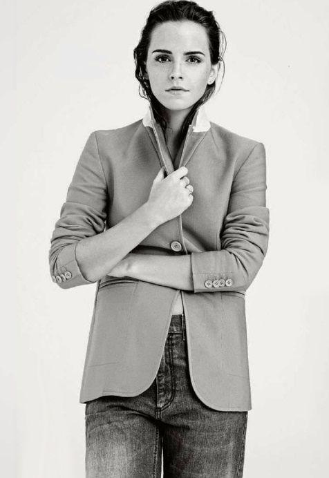 Эмма Уотсон фото джинсы Emma Watson photo sexy