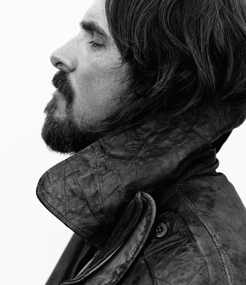 Christian Bale  The Wall Street Journal Кристиан Бэйл для Уолл Стрит Джорнал фотосессия