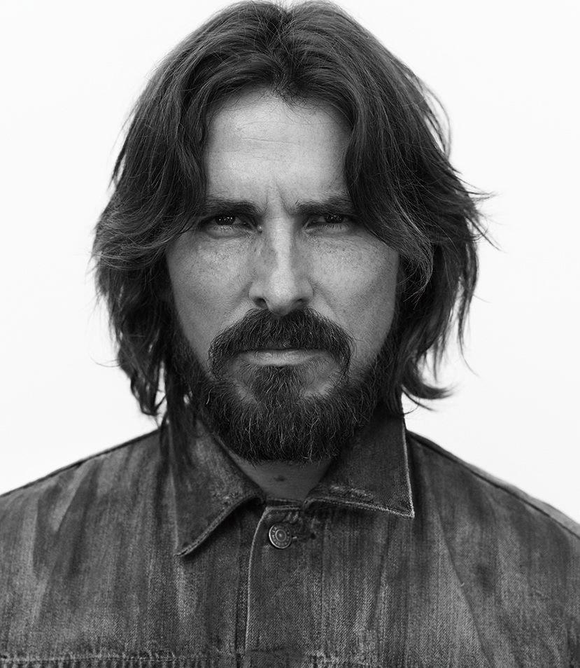 Christian Bale  The Wall Street Journal Кристиан Бэйл для Уолл Стрит Джорнал