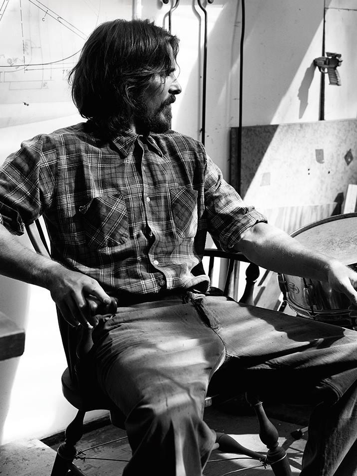 Christian Bale  The Wall Street Journal photo shoot Кристиан Бэйл для Уолл Стрит Джорнал фото