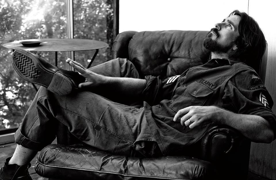Christian Bale  The Wall Street Journal shoot Кристиан Бэйл для Уолл Стрит Джорнал сессия