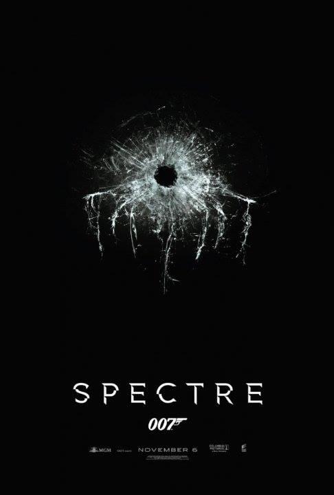 Spectre постер нового фильма о Бонде 24