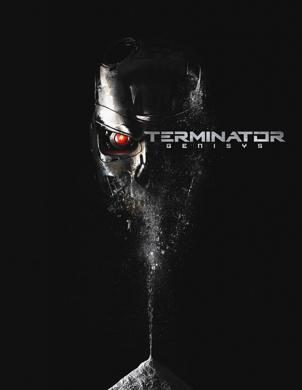 Terminator_Genisys Терминатор. Генезис постер