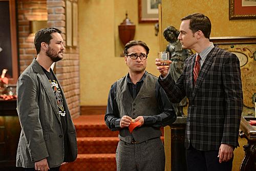 The Big Bang Theory, Season Three отзывы о сериале Теория большого взрыва