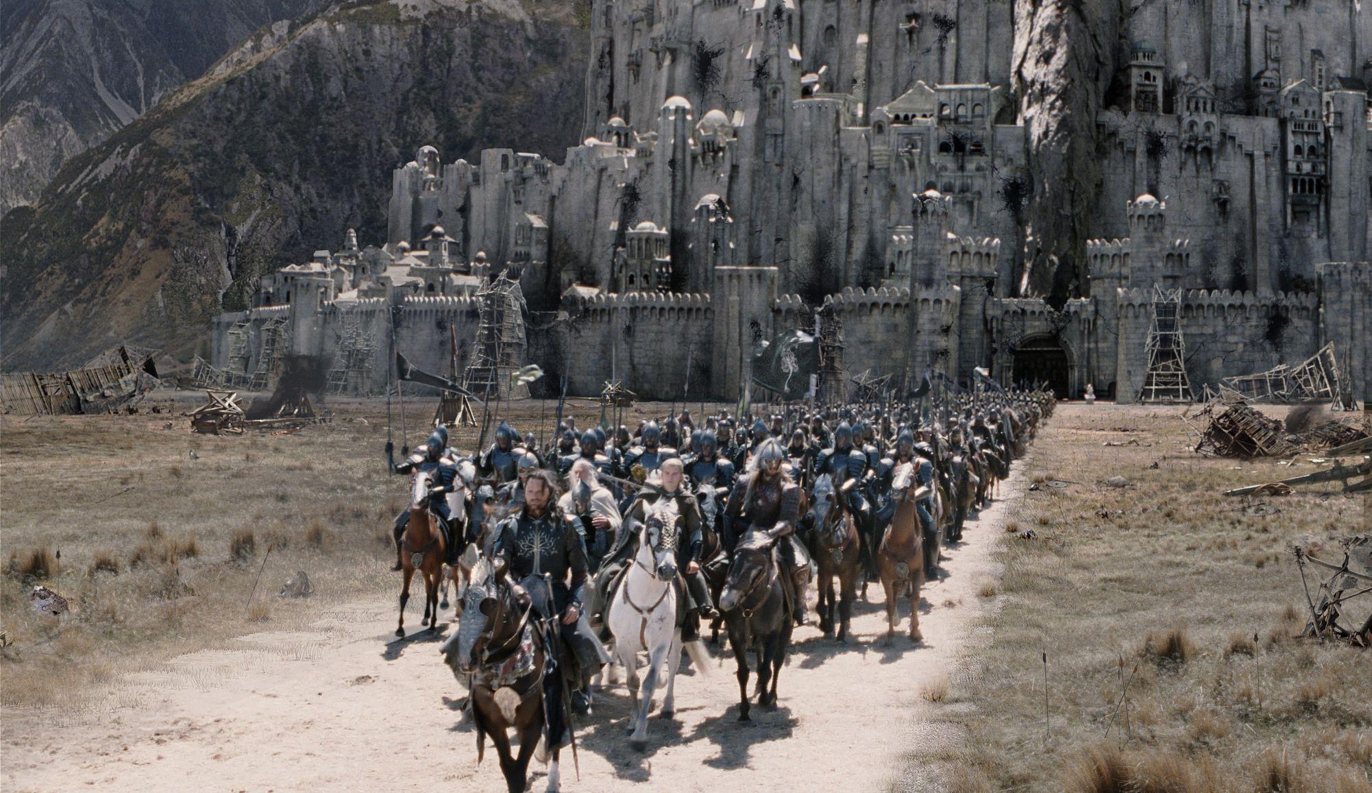 Top 250 фильмов IMDb Властелин колец Возвращение короля (The Lord of the Rings The Return of the King) (2003)