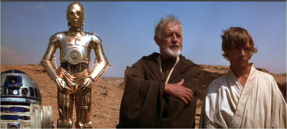 Top 250 фильмов IMDb Звёздные войны (Star Wars) (1977)