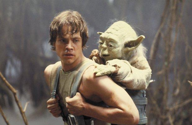 Top 250 фильмов IMDb Звёздные войны. Эпизод 5 Империя наносит ответный удар (Star Wars Episode V - The Empire Strikes Back) (1980)