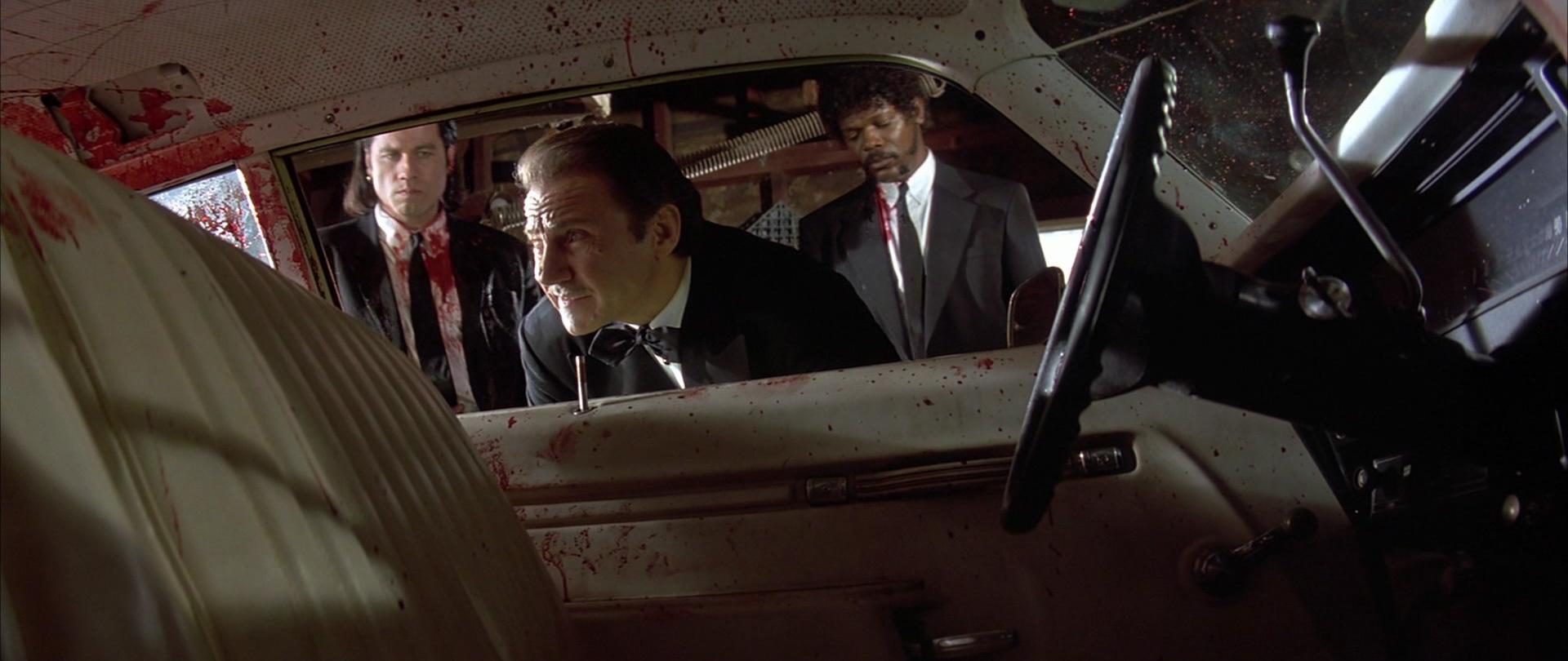 Top 250 фильмов IMDb Криминальное чтиво (Pulp Fiction) (1994)