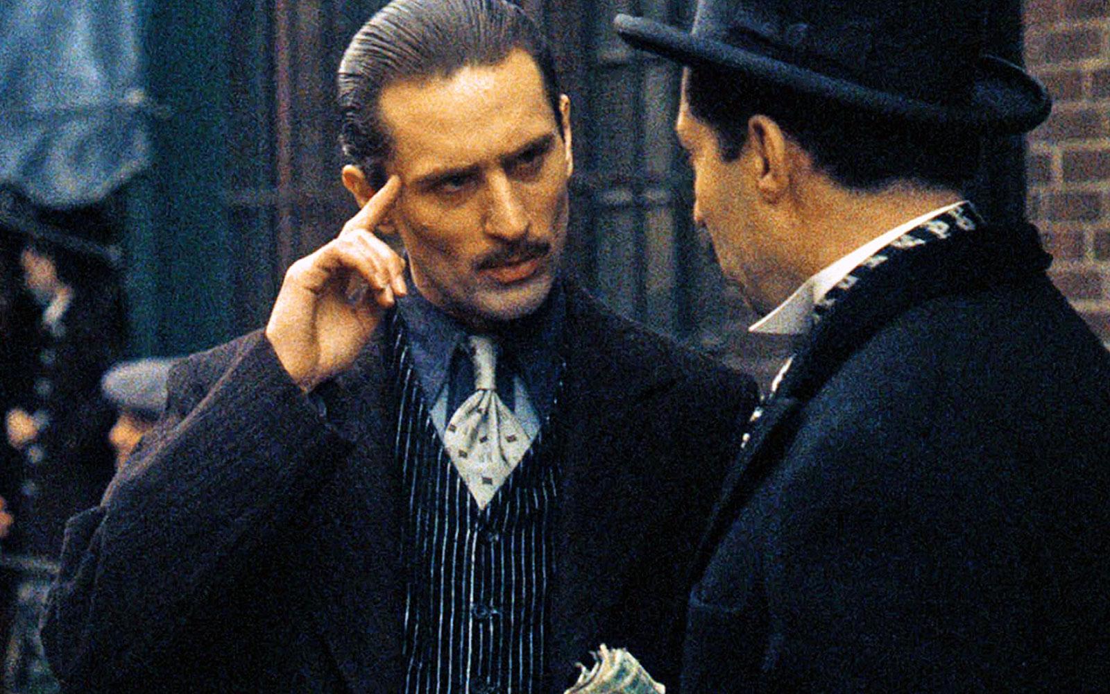 Top 250 фильмов IMDb Крёстный отец 2 (The Godfather Part II) (1972)