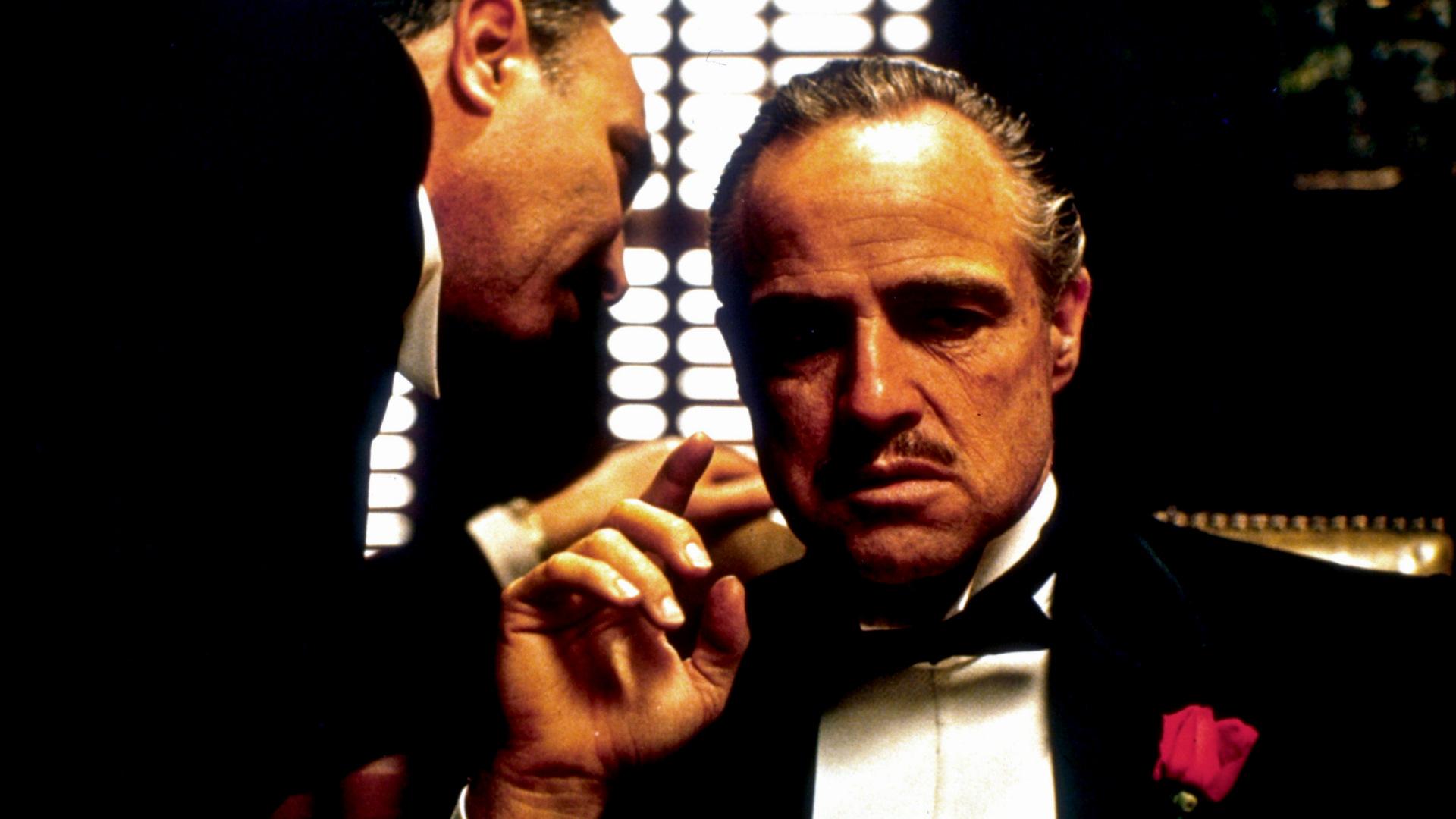Top 250 фильмов IMDb Крёстный отец (The Godfather) (1972)