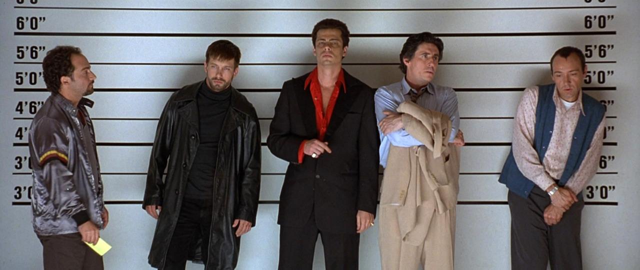 Top 250 фильмов IMDb Подозрительные лица (The Usual Suspects) (1995)