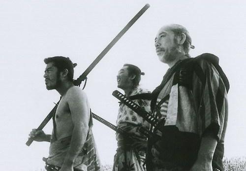 Top 250 фильмов IMDb Семь самураев (Shichinin no samurai) (1954)