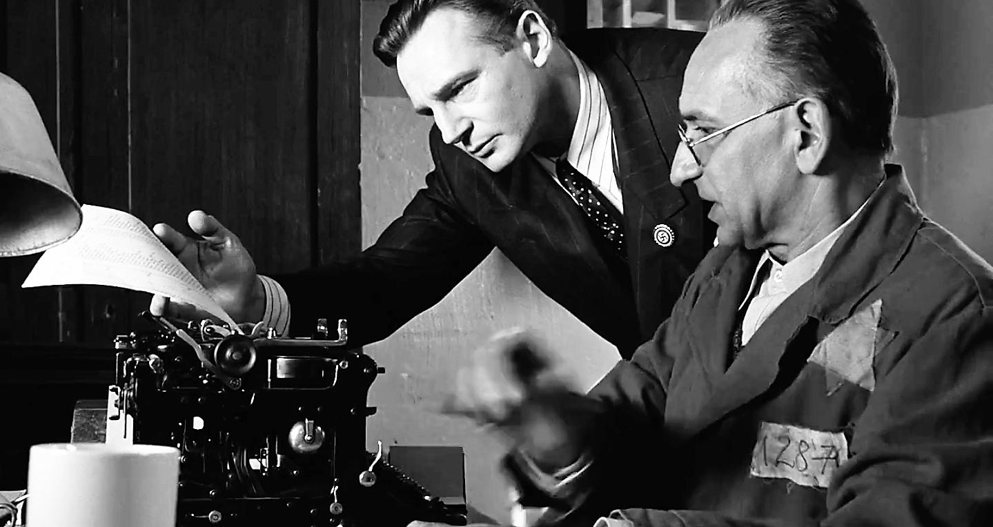 Top 250 фильмов IMDb Список Шиндлера (Schindler's List) (1993)