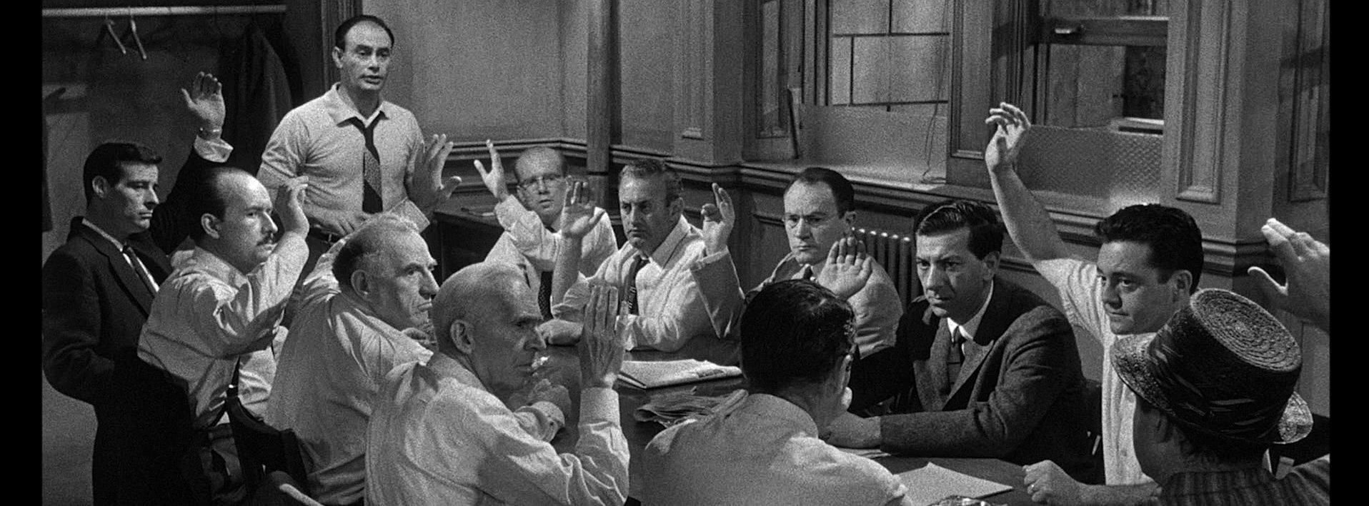 Top 250 фильмов IMDb 12 рaзгневанных мужчин (12 Angry Men) (1957)