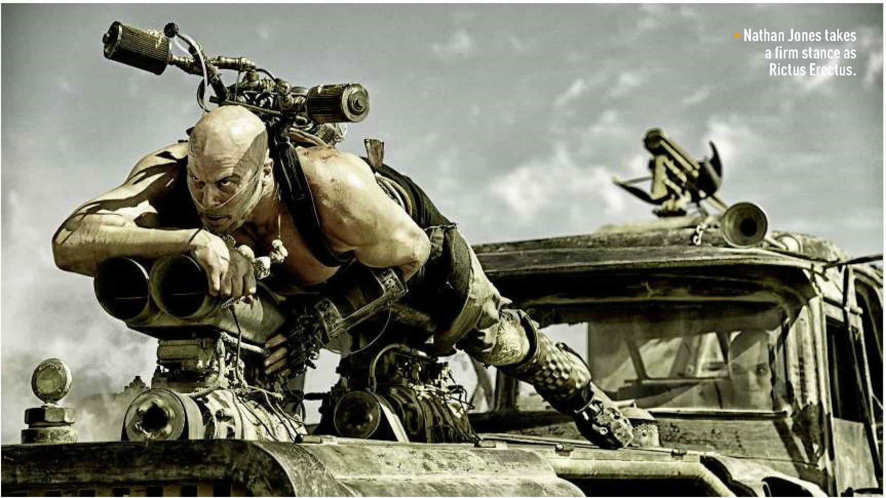 Безумный Макс Дорога ярости (Mad Max Fury Road) новые кадры 1